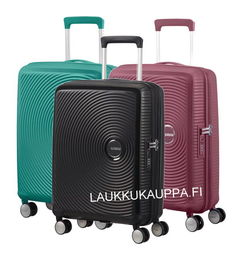 American Tourister - Soundbox 55 cm levikkeellä