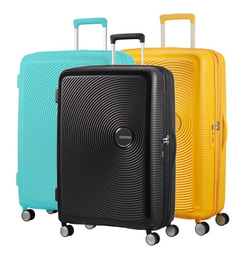 American Tourister Soundbox matkalaukku