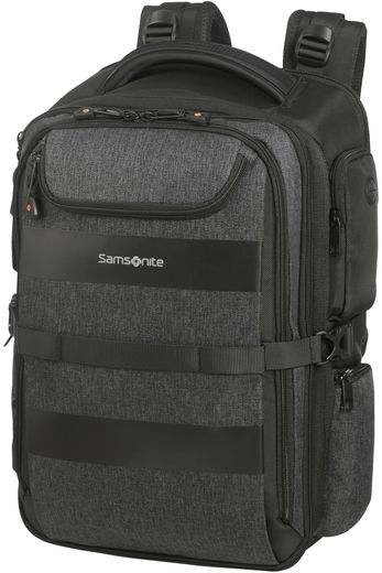 "Samsonite Bleisure 15.6"" exp Overnight reppu"