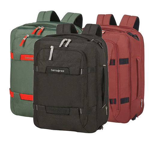 Samsonite Sonora 3-Way Reppu/olkalaukku